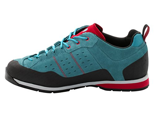 VAUDE Dibona Advanced, Chaussures Multisport Outdoor Homme Turquoise (Green Spinel 675)