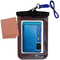 Un étui imperméable pour le Sony Cybershot DSC-TX30