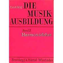 Die Musikausbildung, Bd.2, Harmonielehre