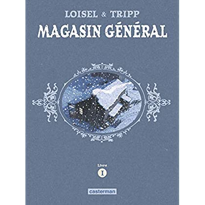 Magasin général, Livre 1 : Marie ; Serge ; Les hommes