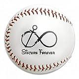 FFMMdogs Custom Sister Foreever Anchor Baseball