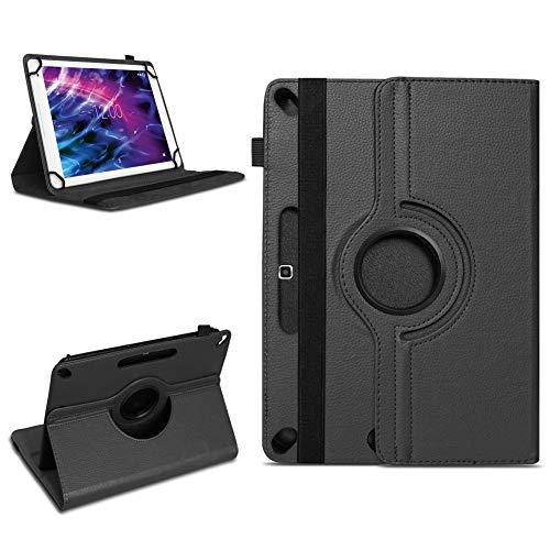 na-commerce Tablet Tasche Medion Lifetab P10612 P10610 X10302 Hülle Schwarz Schutzhülle Case Cover