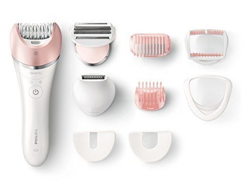 Philips Satinelle Advanced Epilierer Wet & Dry 1 Zubehör