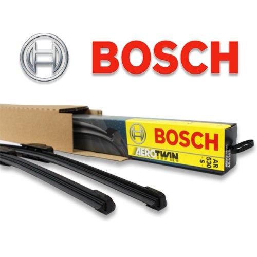 BOSCH Scheibenwischer Wischerblätter Satz Wischer AEROTWIN A966S 600mm 530mm