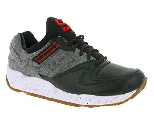 Saucony Grid 9000 Schuhe Herren Sneaker Turnschuhe Grau S70259-1 Grau