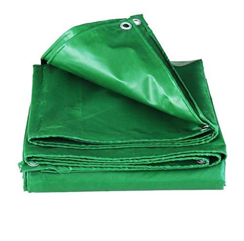 MMWYC Tarpaulin Impermeabile Heavy Duty-16 OZ Rivestimenti in vinile rivestiti in PVC Resistente resistente agli agenti atmosferici, Meteo e 100% resistente ai raggi UV Telo cerato, perfetto per tenda