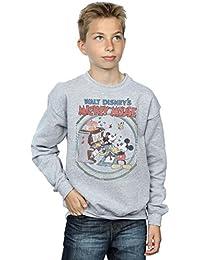 Disney niños Mickey Mouse Piano Camisa De Entrenamiento