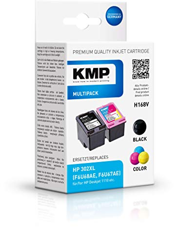 KMP H168V HP 302XL