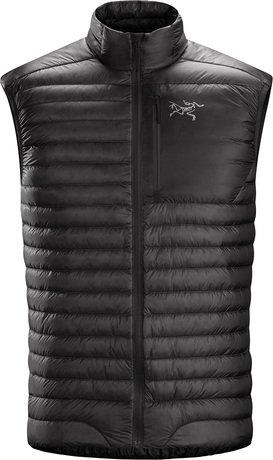 Arc'teryx - Mens Cerium SL Vest, Medium, Black