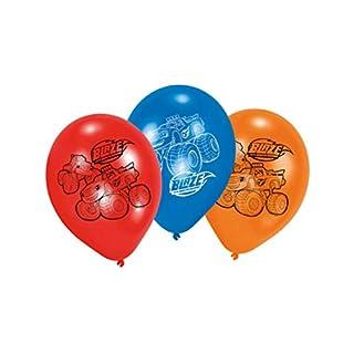 Generique - Luftballons Blaze und Monster Machines