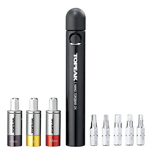 Topeak Unisex- Erwachsene Nano Miniwerkzeuge, Mehrfarbig, 12cm