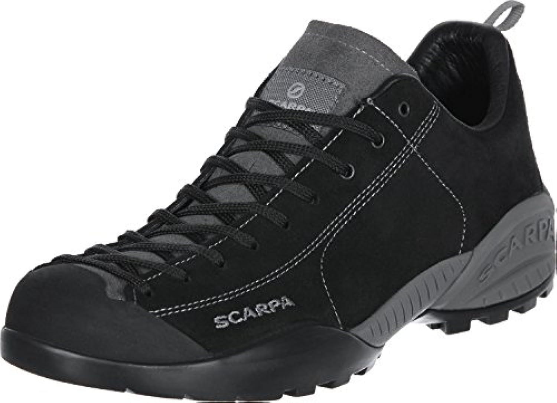 Scarpa Mojito Leather Zapatillas de Aproximación Black