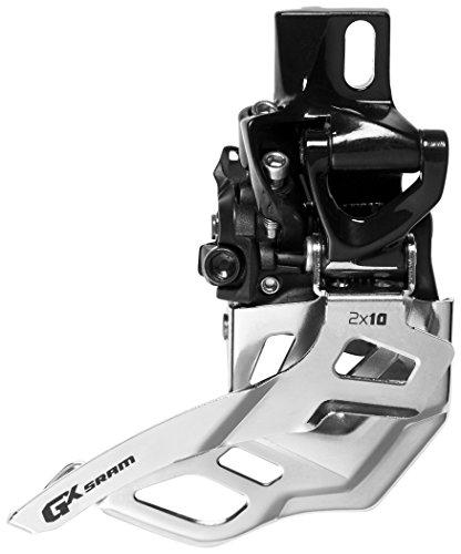 Sram GX Umwerfer 2x10-fach High Direct Mount Bottom Pull 38/36 Zähne schwarz 2019 Mountainbike -