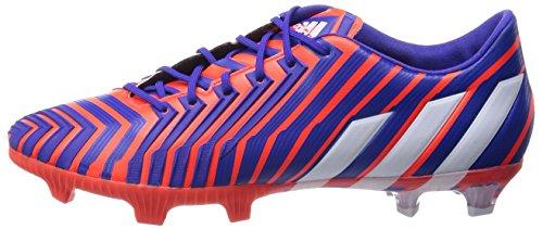 Adidas Performance Predator Instinct FG Mens Football Boots  Multicolour  solar Red   Ftwr White   Night Flash   6 5 UK