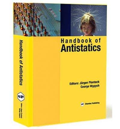 -handbook-of-antistatics-bypionteck-jurgen-authorhardcover