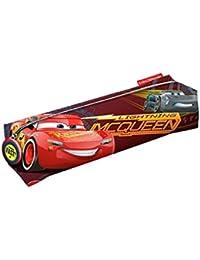 Karactermania 32477 Cars 3 Race Estuches, 22 cm, Rojo