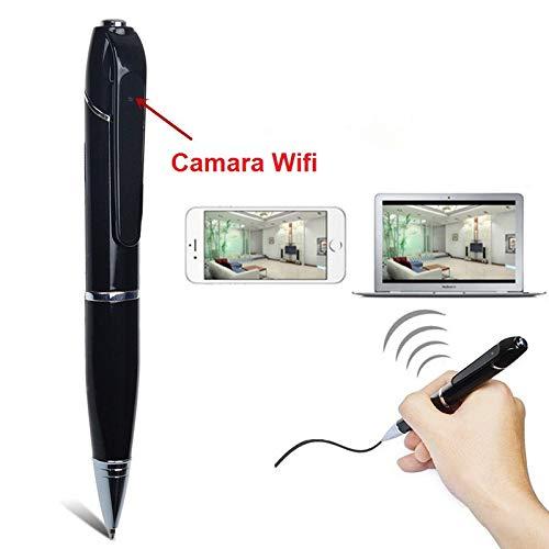 Electrolandia® Boligrafo Oculta HD Camara WiFi