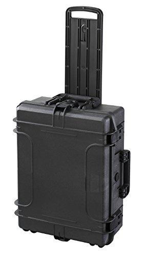 Max MAX540H190STR IP67, wasserdicht, strapazierfähig, wasser- und Materialaufnahmen mit Griff, Hartschale aus Kunststoff, Schutzhülle, Transit Pick and Pluck Schaumstoff-Koffer Werkzeugkoffer - 4