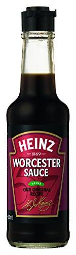 Heinz Worcestershire Sauce, 6er Pack (6 x 0.15 l)