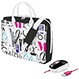 Trust 15 to 16 inch Milano Laptop Bag and Mouse 16527