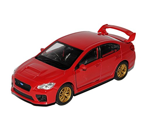 subaru-impreza-wrx-sti-limousine-rot-ab-2014-ca-1-43-1-36-1-46-welly-modell-auto-mit-individiuellem-