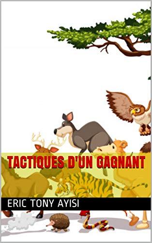 Couverture du livre Tactiques d'un gagnant