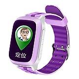 Best Locator Child Watch For Kids - FDBF DS18 Children Smart Watch Waterproof GPS Locator Review