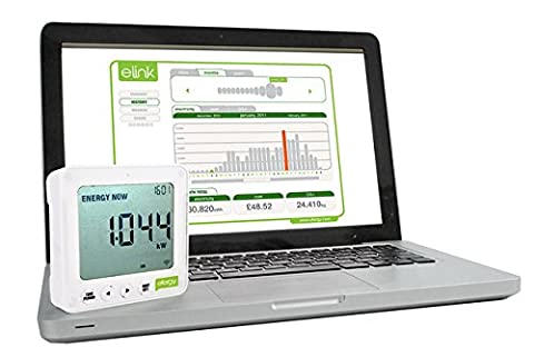 Efergy e2 Classic 3.0 Wireless Energy Monitor (Latest Version) with elink Energy Management Software (Windows and Mac Compatible)