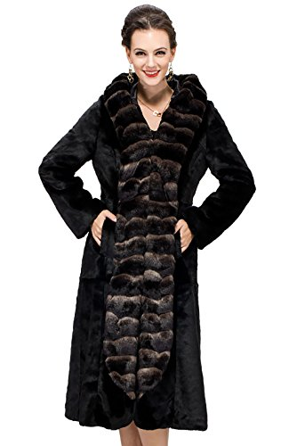 adelaqueen-womens-sheared-mink-faux-fur-coat-hooded-with-faux-chinchilla-trim-size-xl