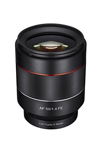 Samyang 50mm F1.4 AF Objektiv Sony E - 4
