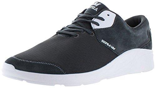 Supra  Noiz,  Sneaker unisex adulto Grigio (Gris - gris)