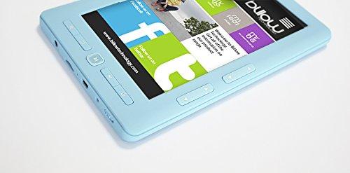 Billow Technology E2TLB - Libro electrónico, Celeste