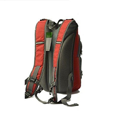 Z&N Backpack Ultra Leggero Da 20 Litri Zaino Da Recreazione Sportivo All'Aperto Nuovo Sacco A Pelo Impermeabile Pieghevole Zaino Studentesco Borsa Per L'Uso Quotidiano A 20L C