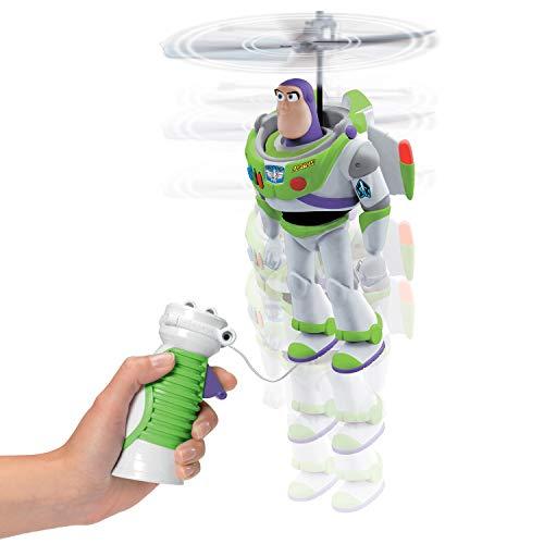 Dickie- Toy Story 4 Buzz Volante Filoguidato, Colore, 203153002