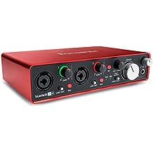 Focusrite, Scarlett 2i42nd Gen, 2de 4OUT interfaz audio USB