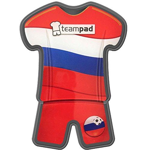 Teampad Autohalterung für Handy Navi WM & EM Fanartikel Russland