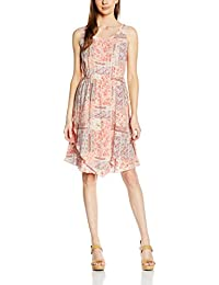 Tom Tailor 2 Layer Summer Dress, Robe Femme