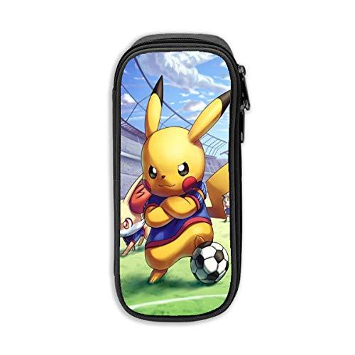 MPJTJGWZ Trousse à Crayons Pokémon Haute capacité One Size No