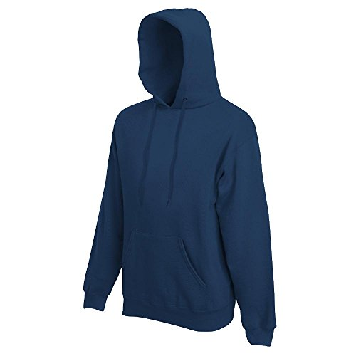 Fruit of the Loom - Kapuzen-Sweatshirt 'Hooded Sweat' XXL,navy XXL,Navy
