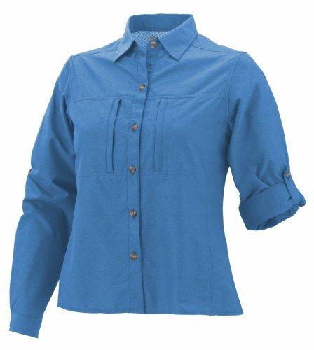 exofficio dryflylite Long Sleeve Shirt lapis