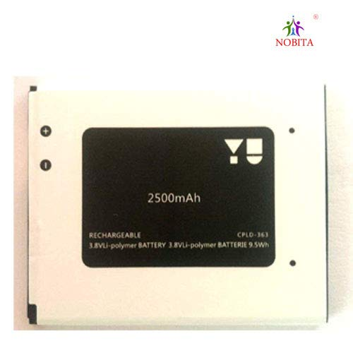 for MICROMAX YU YUREKA AO5510 Mobile Battery (Compatible by nobita)