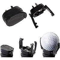mamimamih (Pack de 1) pelota de golf pickup Mini Golf Pick-up Grabber trasera Saver Pinza para poner en para Putter de golf Pelota de golf Retriever ayuda de entrenamiento de golf