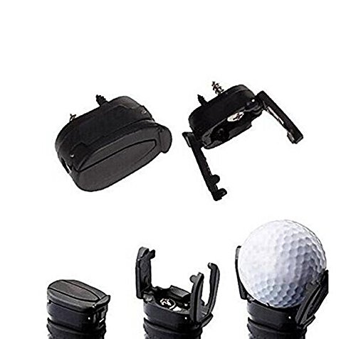 mamimamih (1Stück) Golf Ball Pickup Mini Golf Pick-Up Grabber Rückseite Saver Claw auf Putter Grip Golf Ball Retriever Golf Training Aids