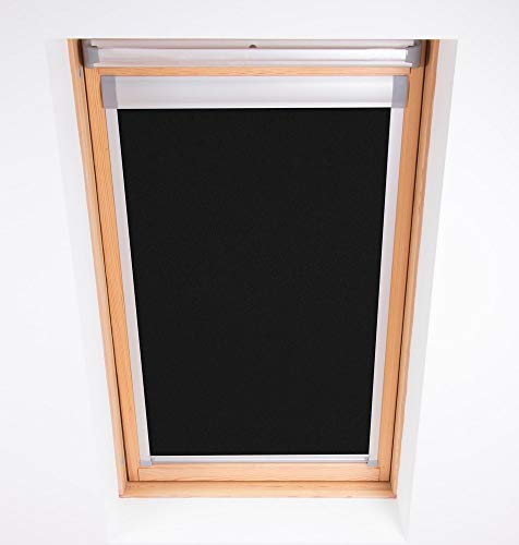 Bloc Skylight Blind, Velux Dachfenster Blockout, Schwarz, 206