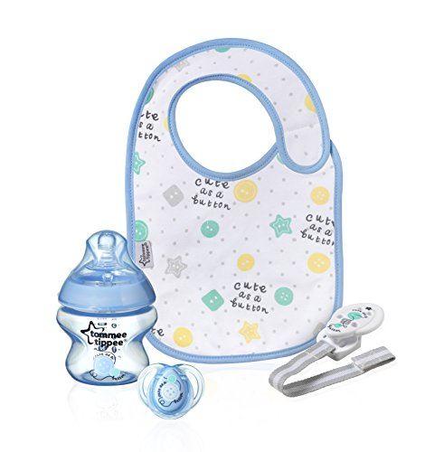 Tommee Tippee 42354777 Closer to Nature Kit Regalo, Blu