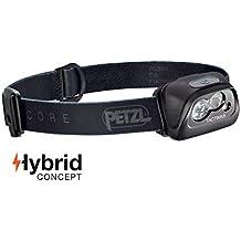 Petzl Stirnlampe Tactikka Core, Schwarz, 0, E99ADA