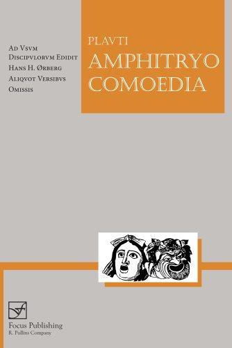 Lingua Latina - Amphitryo Comoedia