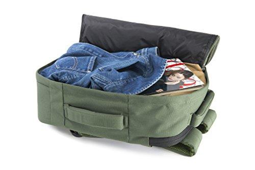 "Zaino bagaglio a mano per Notebook,Ultrabook e Macbook 13.3"", 14"" e 15.6"","