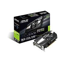 Asus Ph-Gtx1060-3G, Ekran Kartı, Nvidia Geforce Gtx 1060, Active