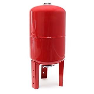 Ausdehnungsgefäß 100 L für Hauswasserwerke und Druckerhöhungsanlagen mit EPDM Membran für Trinkwasse